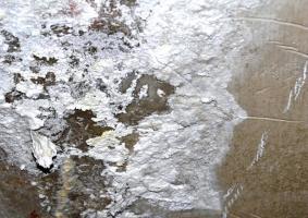 5.3 Υγρασία ή διαρροή νερού από το δάπεδο / τοίχο του υπογείου - Κεντρική Εικόνα