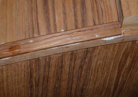 8.10 Κακή τοποθέτηση ξύλινης επένδυσης - Κεντρική Εικόνα