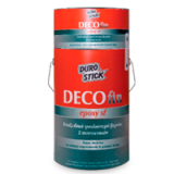 Eποξειδικό γυαλιστερό βερνίκι 2 συστατικών για Πατητή Τσιμεντοκονία & φυσικές πέτρες