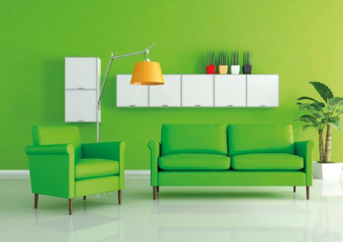 Ανακαίνιση με χρώμα - Κεντρική Εικόνα